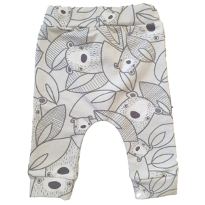 Broek Animal Collection grijs