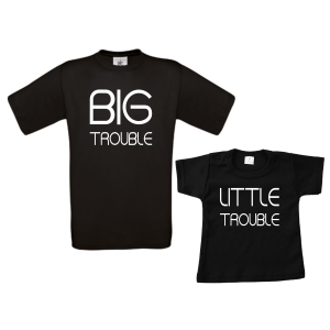 twinning big trouble little trouble zwart