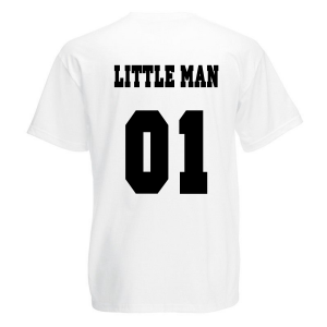 T-shirt Little man wit