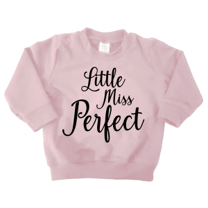 sweater little miss perfect
