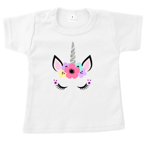 T-shirt unicorn baby