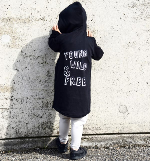 Vest Young Wild Free 1