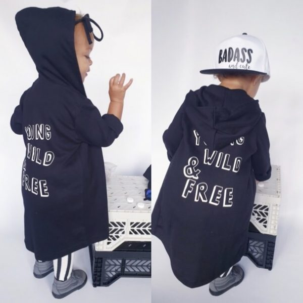 Vest Young Wild Free 2