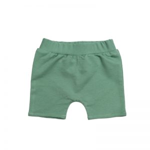Shorts Chalk Green