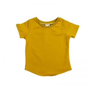 Shirt mellow yellow shortsleeve
