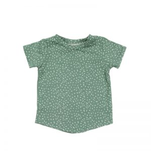 Shirt sprinkles chalk green shortsleeve 1