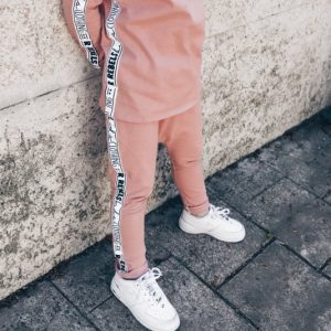 Aviilo Baggy Jogging Washed Pink 1