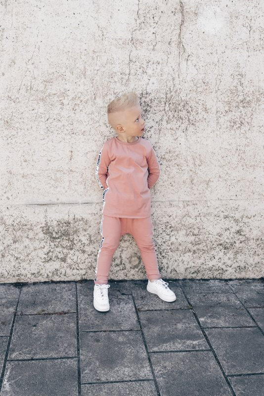 Aviilo Baggy Jogging Washed Pink 2