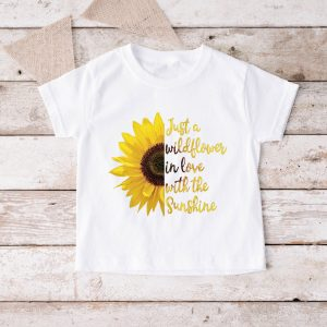 T-shirt Wildflower Sunshine